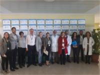 La delegada de Salud y Familias presenta la campaña de la Agencia Sanitaria Alto Guadalquivir para acercar la asistencia sanitaria a personas con diversidad funcional