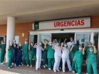 La campaña 'Mi corazón está contigo' de la Agencia Sanitaria Alto Guadalquivir recibe casi 900 mensajes en dos semanas