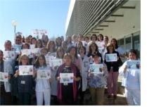La Agencia Santiaria Alto Guadalquivir se une a las campañas para dar visibilidad a las mujeres y contra la violencia de género