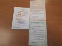 La Agencia Sanitaria Alto Guadalquivir edita una guía para mejorar la comunicación y el trato a personas con diversidad funcional