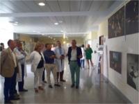 El Hospital Alto Guadalquivir acoge en su vestíbulo la exposición