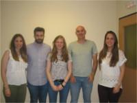 El Hospital Alto Guadalquivir acoge este año a cuatro nuevos especialistas internos residentes