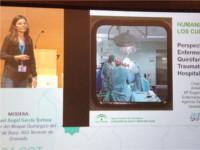 Una enfermera del Hospital Alto Guadalquivir logra un premio nacional por un trabajo sobre Humanización en Quirófano