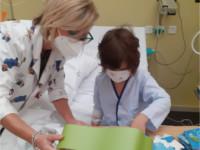 El Aula Hospitalaria del Hospital Alto Guadalquivir incorpora medidas de seguridad contra el COVID-19 en este curso escolar