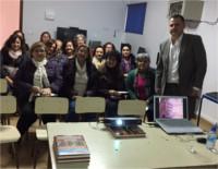 El Hospital Alto Guadalquivir refuerza conocimientos sobre el cáncer de mama para ayudar a prevenirlo
