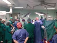 Cuatro pacientes se benefician de una donación multiorgánica en el Hospital Alto Guadalquivir