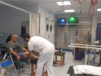 El Hospital Alto Guadalquivir pone en marcha una Escuela de Pacientes que van a ser operados de prótesis total de rodilla