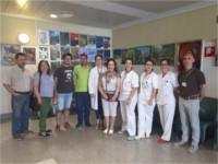 El Hospital Alto Guadalquivir acoge una exposición sobre medio ambiente organizada con la Asociación AMECO