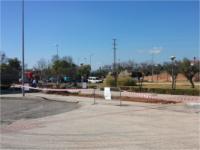 El Hospital Alto Guadalquivir reestructura su entrada principal para mejorar la accesibilidad de los usuarios