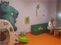 Comienza el curso escolar 2018-2019 en el aula de enseñanza compensatoria del Hospital Alto Guadalquivir