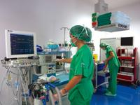Los hospitales de la Agencia Sanitaria Alto Guadalquivir continúan trabajando contra el dolor en Urgencias y tras intervenciones quirúrgicas