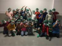 El Hospital de Alta Resolución de Alcalá la Real enseña a alumnos de primaria a cuidar su salud a través del juego