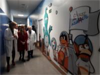 El Hospital de Puente Genil mejora los espacios de las Urgencias para aumentar la humanización en la atención a menores