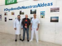 El Hospital de Alta Resolución de Puente Genil acoge la exposición #OrgullososDeNuestrasAldeas