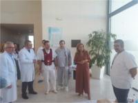 El Hospital de Alta Resolución de Puente Genil informa a la población sobre cómo actuar frente a una parada cardiorrespiratoria