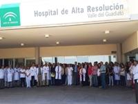 Salud otorga su sello de calidad en nivel óptimo al Hospital Valle del Guadiato, el cuarto de este nivel de acreditación en Andalucía