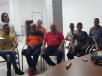 El Hospital Valle del Guadiato y Protección Civil inician su colaboración con un taller sobre diabetes e hipoglucemias