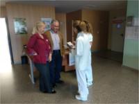 El Hospital Valle del Guadiato ayuda a los pacientes a gestionar su dolor