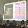 Profesionales sanitarios del área Sur de Córdoba participan en una mesa redonda sobre fibromialgia en Aguilar de la Frontera