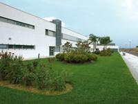 El Hospital de Montilla realiza obras de mejoras en la red de aguas pluviales para prevenir inundaciones y reutilizar agua de lluvia para regadío