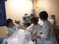 Nueve de cada diez mujeres que da a luz en el Hospital de Montilla optan por la lactancia materna para alimentar a su bebé