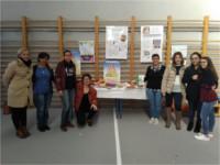 El Hospital de Montilla colabora con el IES Ipagro en la concienciación de hábitos saludables a los alumnos