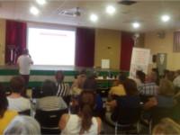 Un facultativo del Hospital de Montilla informa en Fernán Nuñez sobre enfermedades neurodegenerativas para entenderlas, afrontarlas y aprender a actuar