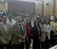 Hospitales y centros de salud del sur de Córdoba se dan cita en su I Jornada de Buenas Prácticas para compartir experiencias