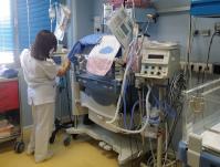 El Hospital de Montilla atiende 218 partos en el primer semestre de este año