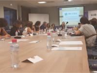 La Agencia Sanitaria Alto Guadalquivir participa en el Encuentro Europeo sobre el estado de la violencia de proximidad en inmigrantes, refugiados y solicitantes de asilo