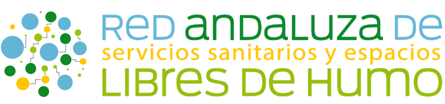 Logo Red Andaluza de Servicios Sanitarios y Espacios Libres de Humo