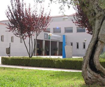 Fachada Hospital Alto Guadalquivir