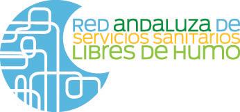Logo Red Andaluza de Servicios Sanitarios Libres de Humo